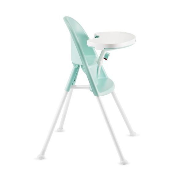 Стул для кормления BabyBjorn High Chair бирюзовый - купить, Стул для кормления BabyBjorn High Chair бирюзовый цена в интернет магазине детских товаров и игрушек «Детский Мир»