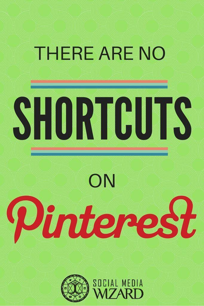Pinterest Shortcuts