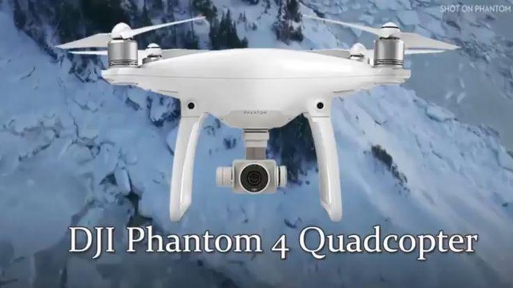 Best Camera Drones - DJI Phantom 4 Quadcopter Review Buy On Amazon: http://amzn.to/2pQCFmk