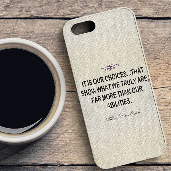 Harry Potte Flay iPhone SE Case | casefantasy