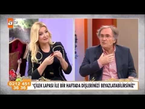 İbrahim Saraçoğlu Diş Beyazlatma Kürü - YouTube