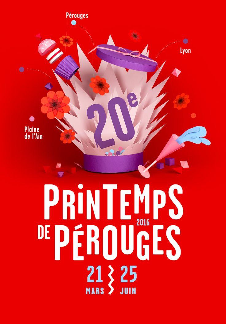 Spring Festival Poster Series on Behance