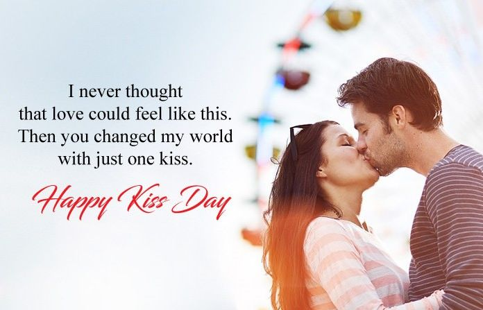 Happy Kiss Day 2019 Images Wishes Sms Messages Quotes Gifs