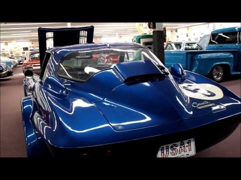 1966 Chevrolet Corvette Grand Sport / Cars by Brasspineapple Productions