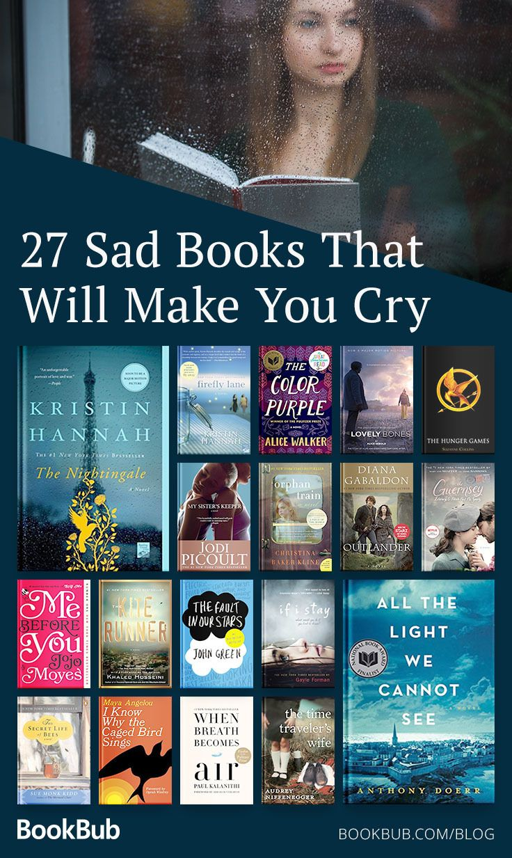 These 27 Books Will Make You Cry Book Club Books Books Book Lovers