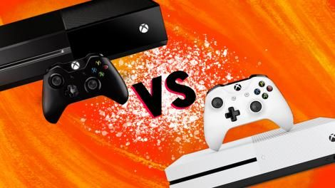 Versus: Xbox One S vs Xbox One: Xbox One S specs price and games compared