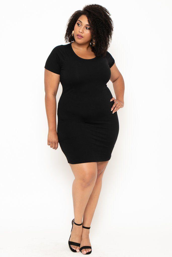 Plus Size Little Black Dress Black Plus Size Black Dresses Black Dress Little Black Dress