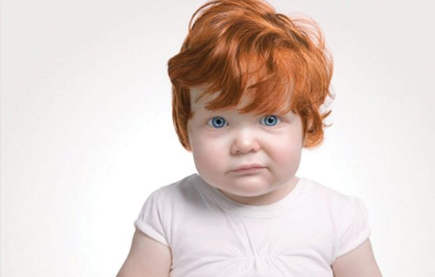 "Everyone's always like, ""Nobody likes you cause you're a ginger!!!"""