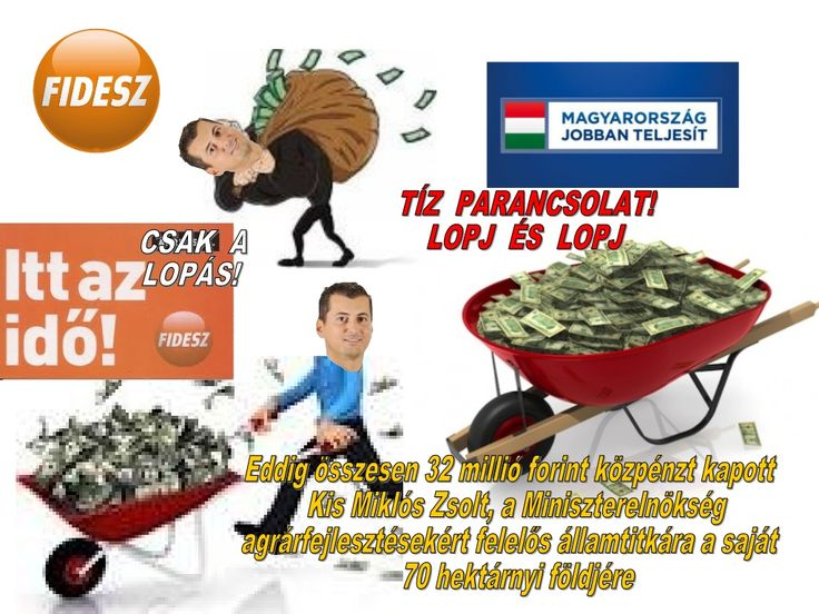 CSAK  A  FIDESZ!!! by HUMOROLDAL via slideshare