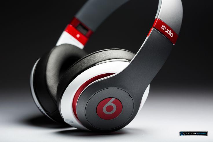 Repin if you're a #ColorWarefan that loves #custom #Beats #headphones!