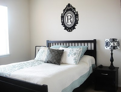 monogram: House Crafts, Decoration Fave, Guest Bedrooms, Awesome, Decoration Idea, Bedrooms Idea, Bedrooms Inspiration, Dream Rooms, Anne Rooms
