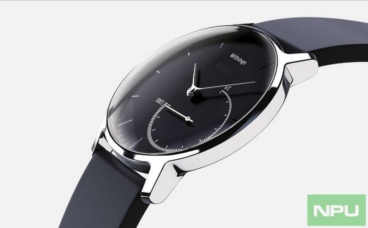 Withings Product Portfolio has some good-looking Smartwatches cum Activity trackers