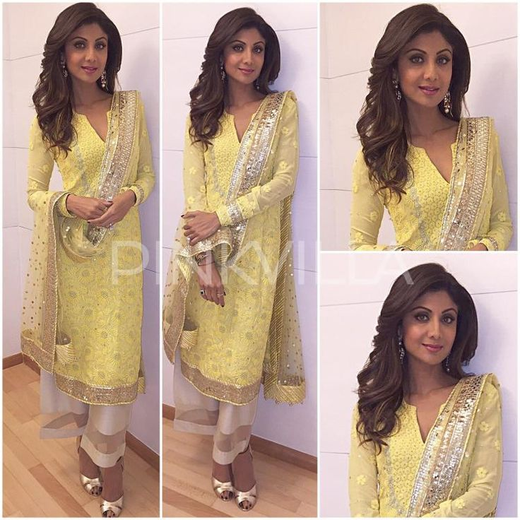 Yay or Nay : Shilpa Shetty in Rimple and Harpreet Narula | PINKVILLA