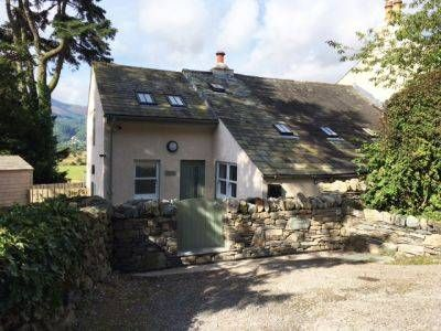 Osprey Cottage near Bassenthwaite, luxury self catering accommodation in the Lake District | Sally's Cottages