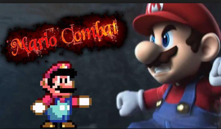 Mario Combat  http://eunblockedgames.weebly.com/mario-combat.html