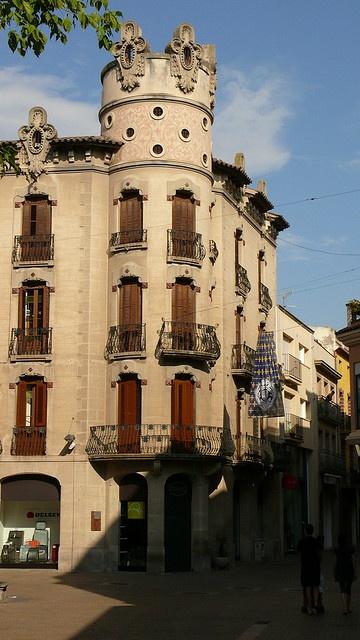Cal Barrab- Plaça Pius XII