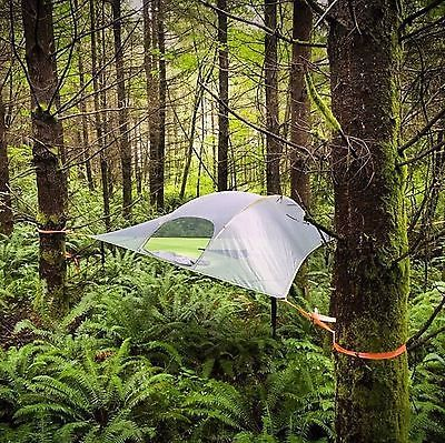 NEW-2-Person-Camping-Hanging-Hammock-Tent-Huge-Outdoor-Family-Camp-Lodge-Tree