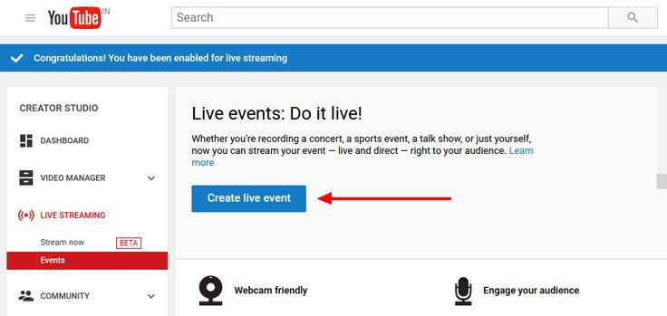 Record screencast with YouTube – Step-by-step guide to record your computer screen with YouTube. Learn how to create desktop screen capture video without any software.