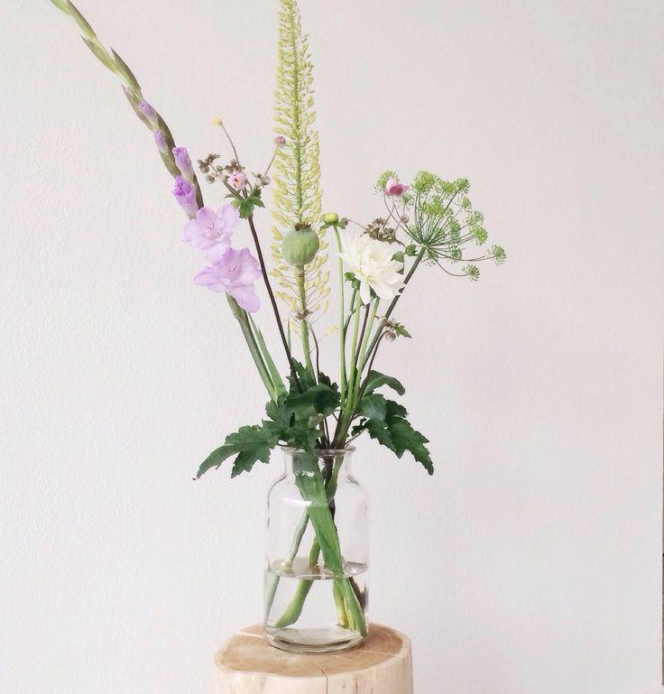 Flowers by Vanessa Barendregt