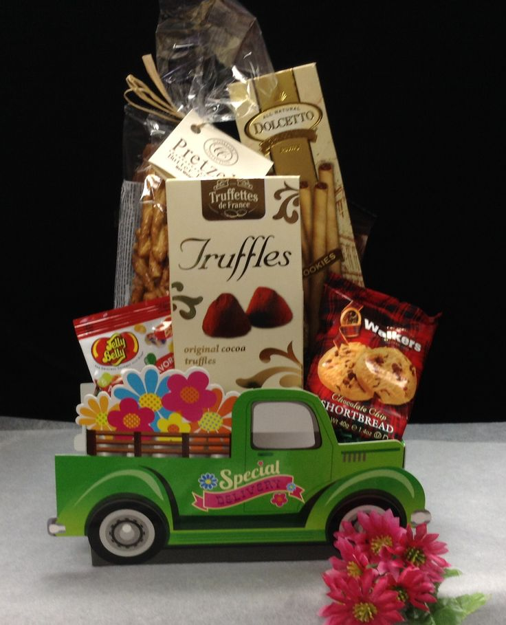 Just because! A little tuck full of small delectable treats..... Make way and enjoy!