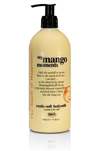 BRUBAKER Happiness My Mango Moments Body Milk Skin Care Body Cream 176 fl oz  Made in GERMANY -- Details can be found by clicking on the image.