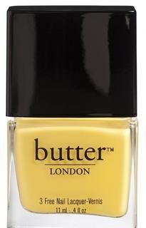 butter LONDON - Bright Yellow Nail Polish – Cheeky Chops - Kinda wanna try yellow...might be fun!