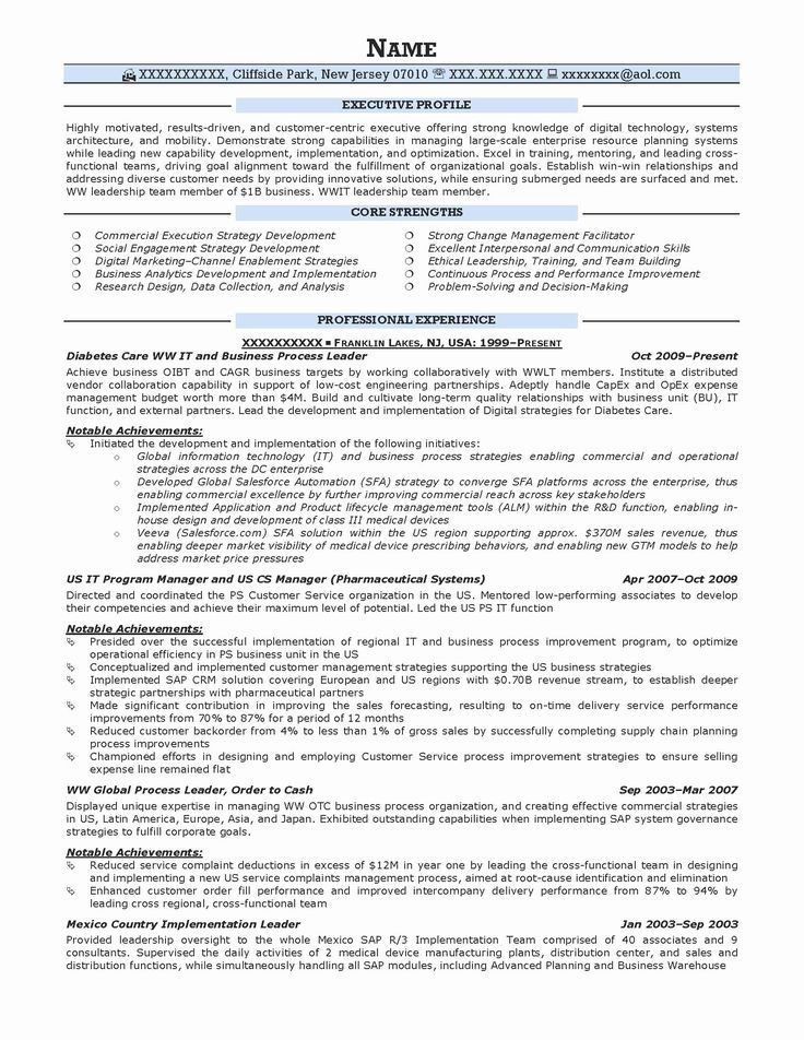 23 Warrant Officer Resume Examples in 2020 Resume