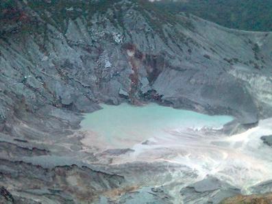 Kawah Tangkuban Parahu, Lembang, Indonesia