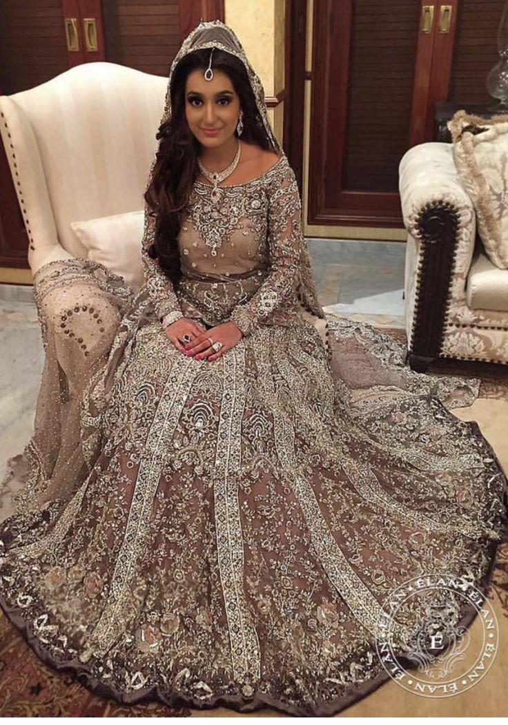 Elan Pakistani bridal
