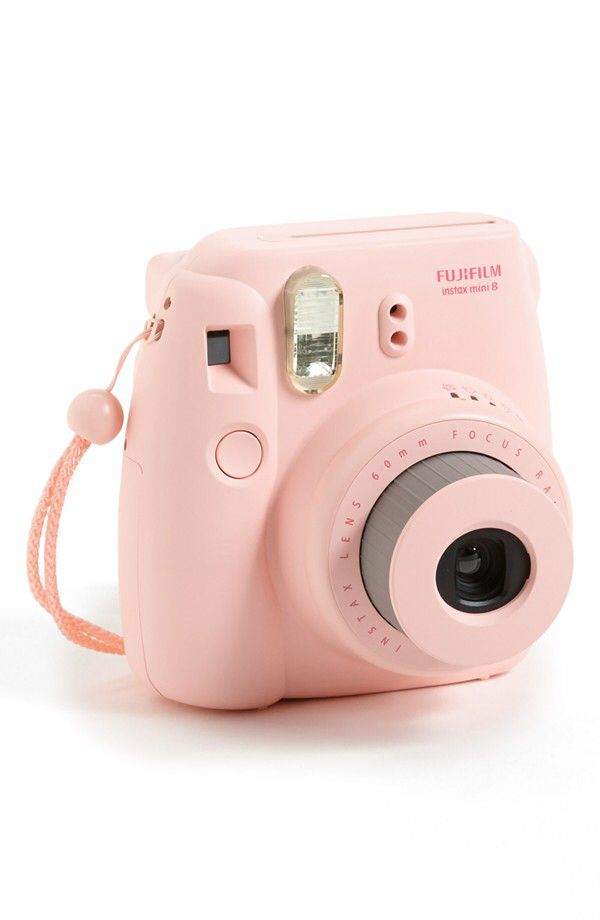 Pink Polaroid camera/ urban outfitters | Flash back | Pinterest ...