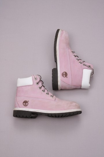Timberland Stiefel - rosa