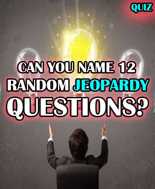 I Got Jeopardy Winner!!! Congratulations! You are definitely prepared to be a Jeopardy Winner! This was truly a collection of diverse questions, and you obviously have an eclectic knowledge base that is well suited for Jeopardy dominance. Whether you watch Jeopardy regularly, read a lot, or are just naturally good at remembering facts and figures, we salute your mastery of this quiz! Think your friends and family are up to the test? Share this Jeopardy quiz and let's see how well they do!