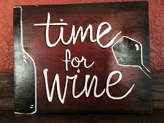 Wine lovers can let their guests know it's by expressionshop