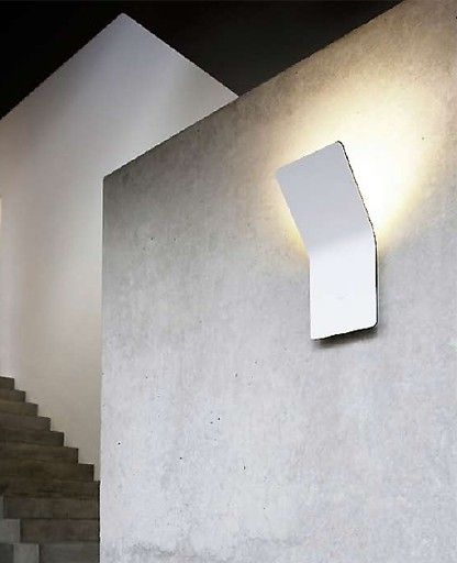 One LED wall sconce - Indirect
