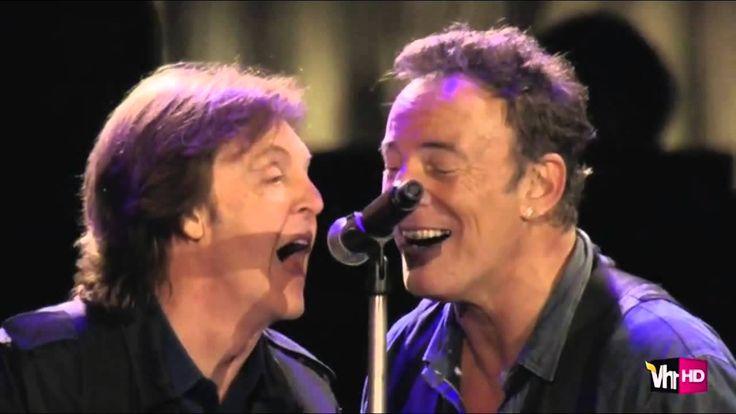 Paul McCartney & Bruce Springsteen - I Saw Her Standing There & Twist... http://www.wishclub.com/wishpanel/izuecuador