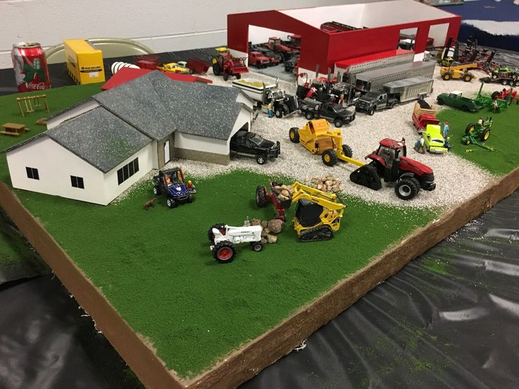 Happy new year ! From Bialas farm toys | 1/64 Scale Talk | Toy Talk | The Toy Tractor Times Online Magazine