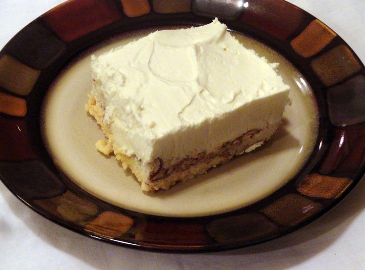 Yum... I'd Pinch That! | Malted Milk Pie #recipe #justapinch