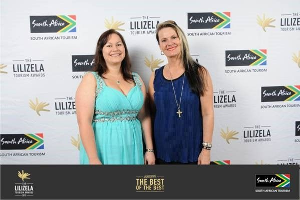 Lilizela- Villa Maria Guest Lodge was Finalists in the Lilizela National Tourism Awards held 22 October 2015 at Sandton Convention Centre.