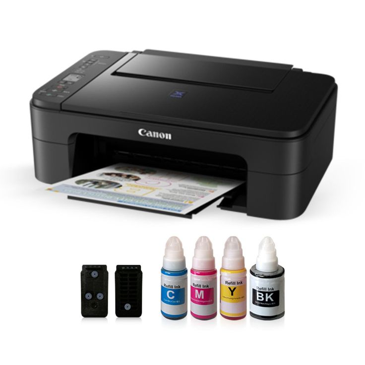 Canon E3340 Yazici Ve Tipali Kartus Sistemi Canon Baski Yazici
