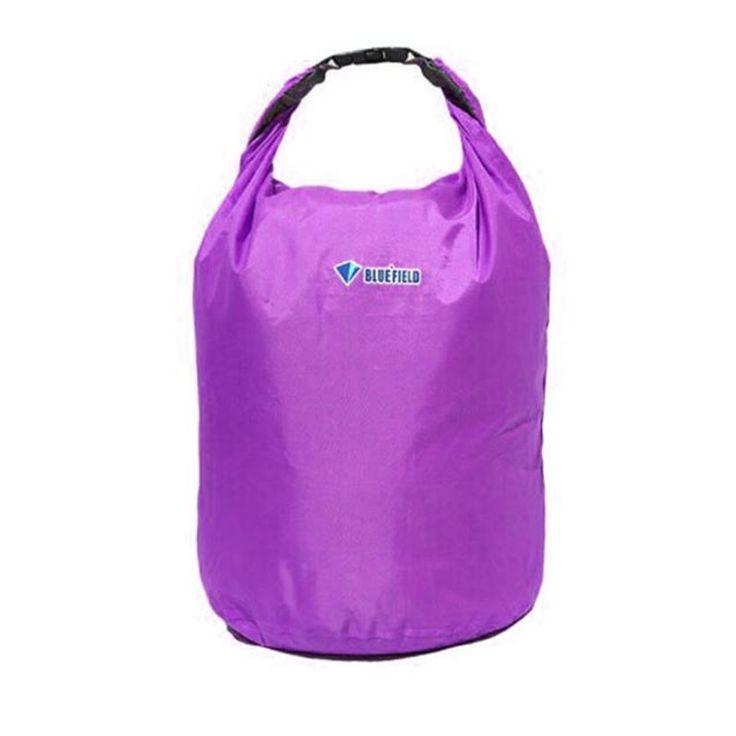 Vis Zondag Draagbare 20L Waterdichte Tas Opslag Dry Bag voor Kano Kayak Rafting Levert Dropship Dec19