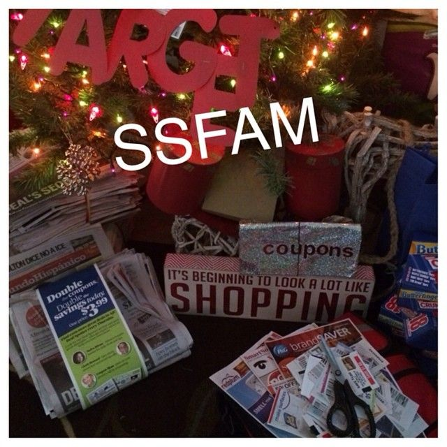 It's Beginning to look a lot like Shopping ~ Couponers! First ever Extreme Coupon Christmas Tree ~ created exclusively by the blog owner at Simple Savings For ATL Moms! Tree contains only items that were either FREE or really cheap. It is filled with money, Target Gift Cards, Coupons, etc. #Extreme Coupon, #Frugal, #Crafts, #DIY, #ExtremeCouponChristmasTree, #SSFAM, #Simplesavingsforatlmoms, #Target, #Coupons, #HolidayCouponing, #Couponers, #Atl, #couponcommunity
