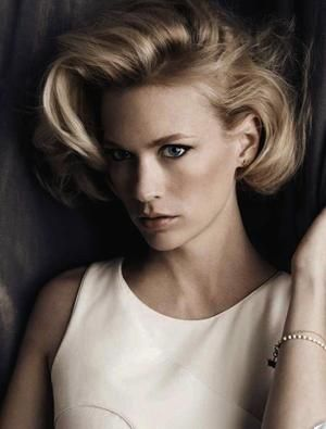 January Jones / style.