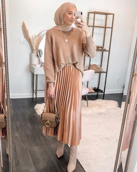 Outfit Hijab Casual Rok Tutu . Outfit Hijab Casual Rok in ...