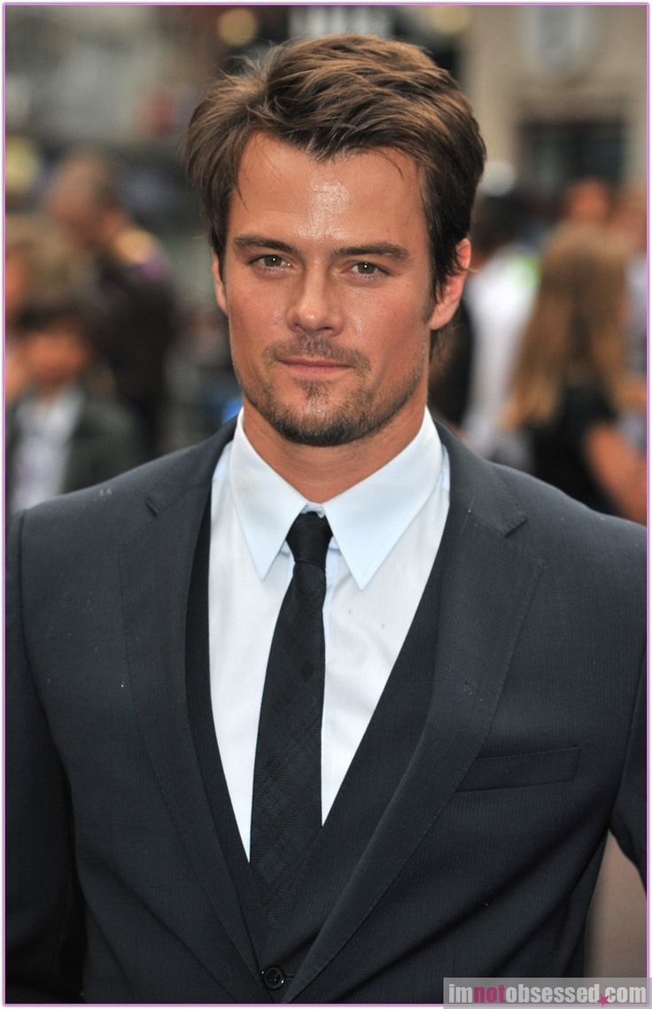 Captivating Josh Duhamel I Could See Playing Christian Grey