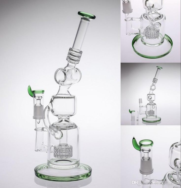 2016 Green Glass Bong Water Pipes 35cm Birdcage Perc Tire Percolator Recycle Oil Rigs Glass Bongs Joint 18.8mm Real Image Thick Base Bong From Delicate_glass, $45.01 | Dhgate.Com