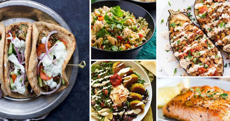Following a Mediterranean diet? Incorporate these Mediterranean diet foods and meals into your life. These lunch and dinner recipes will become your new favorites.
