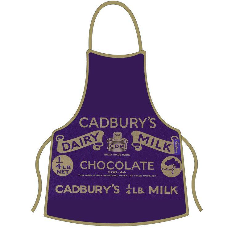 cadbury apron