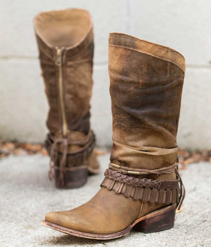 Indie Spirit By Corral Hartley Cowboy Boot Women S Shoes