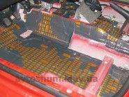 ШУМОИЗОЛЯЦИЯ SEAT LEON пол http://avtoshum.com.ua/gallery/shumoizolyaciya-seat-leon/ Полная шумоизоляция автомобиля Seat Leon в Киеве. #шумоизоляция #авто #автошум #seat #leon #сиат #леон #avtoshum #пол