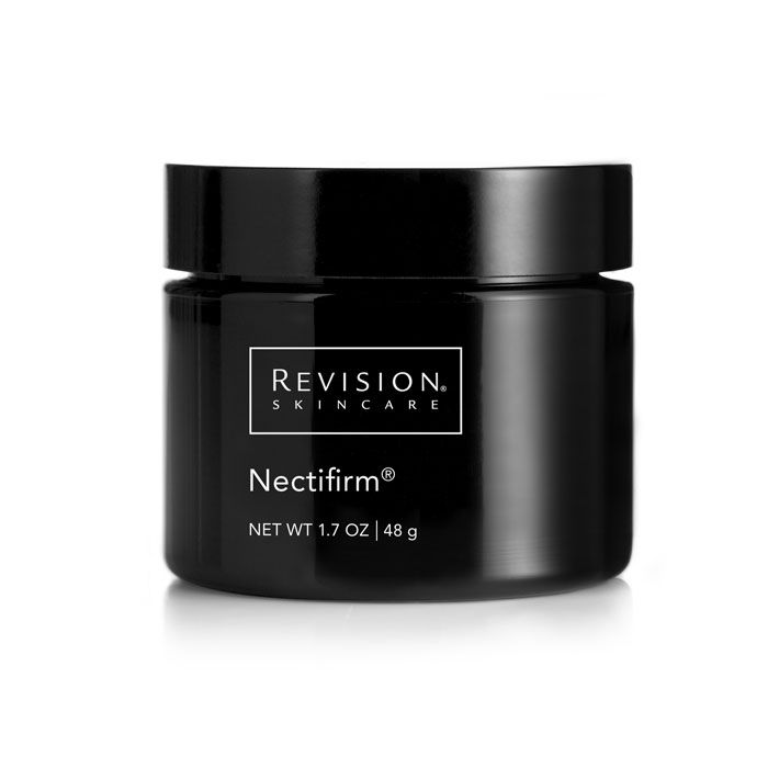 "Nectifirm by Revision Skincare """"This is an elegantly formulated product to firm, lift, and improve [the appearance of] the skin around the neck and jawline."""